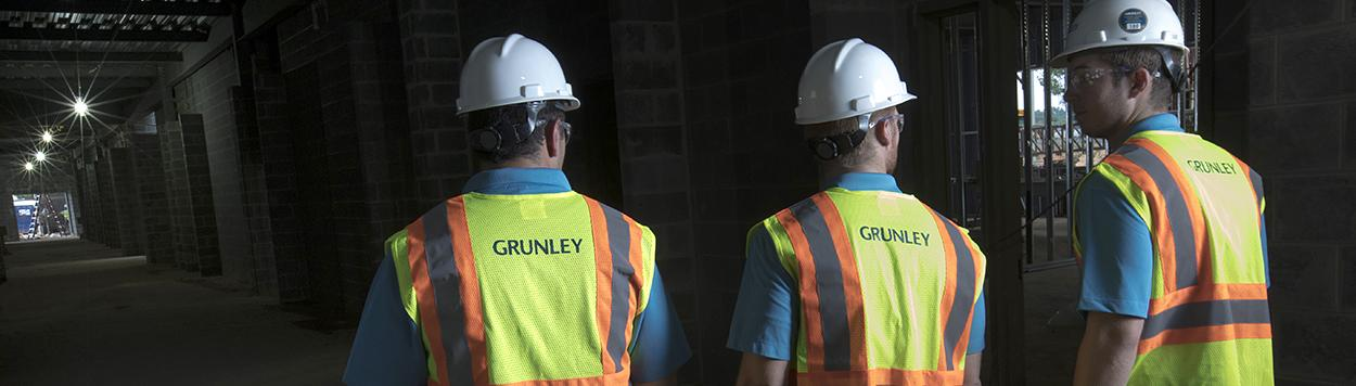 Executive Leadership | Grunley Construction