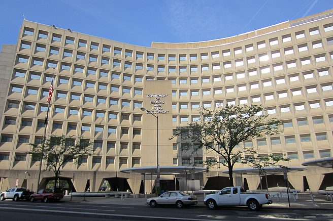 Robert C  Weaver Federal Building Washington D C  2013 2