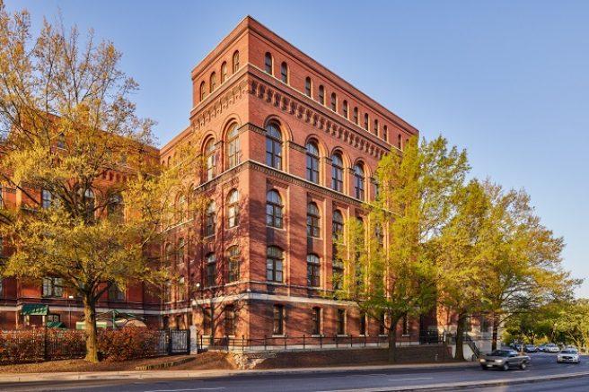 Sidney Yates Building