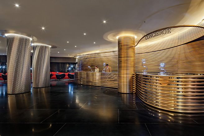 Watergate Hotel Lobby