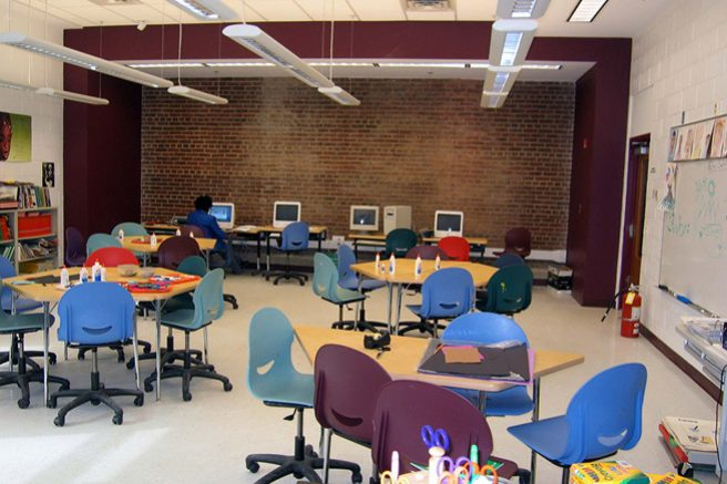 New Classroom Space