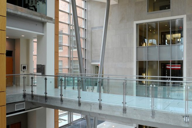 New Interior Atrium