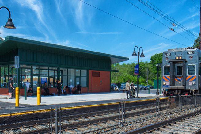 Edgewood Station