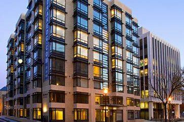 Exterior of 1355 17th Street, NW, Washington, DC