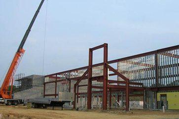 CDC Under Construction